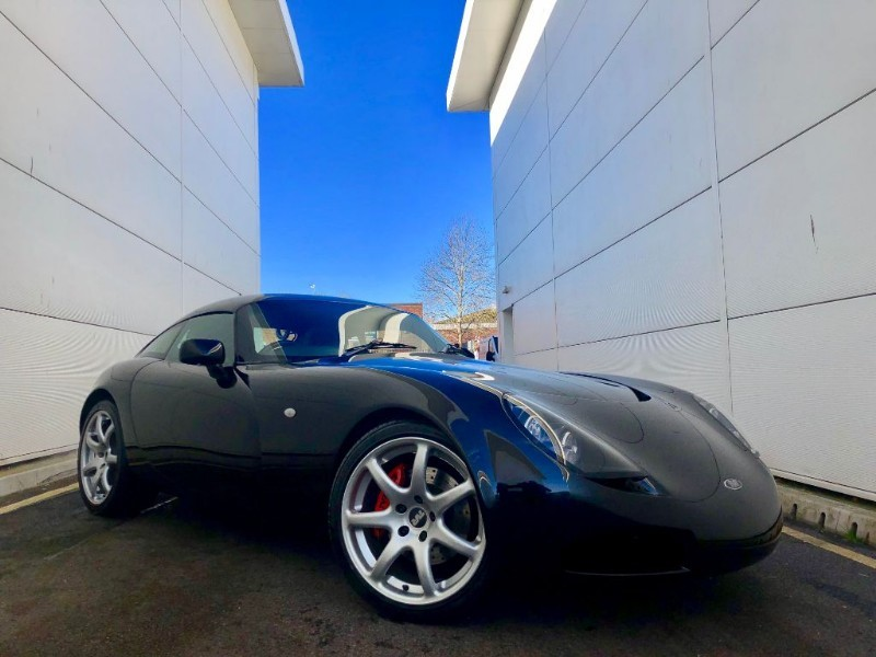 used TVR T350 T35O 3.6 SPEED SIX (EXPECTIONAL,FULL HIST,ENGINE BUILD,INTERIOR,FANTASTIC) in cardiff-glamorgan