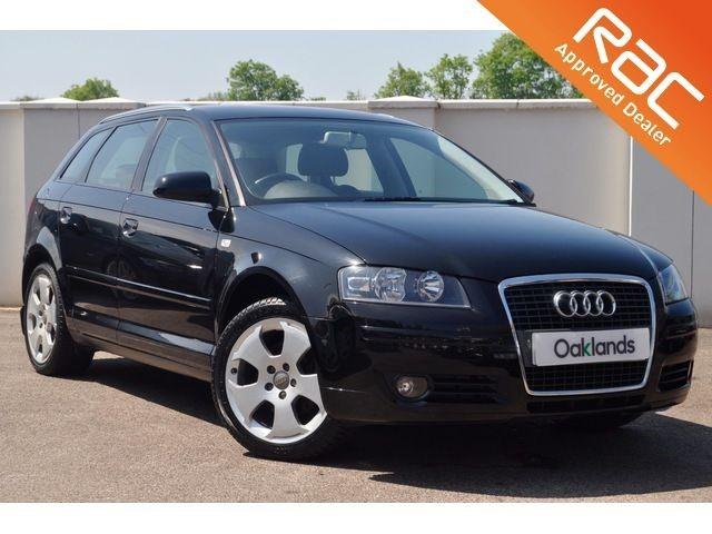 used Audi A3 FSI SPORT in clevedon-bristol