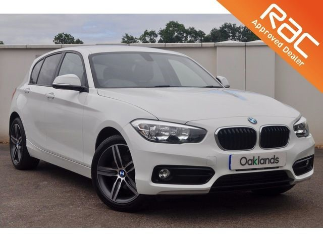 used BMW 116d SPORT in clevedon-bristol