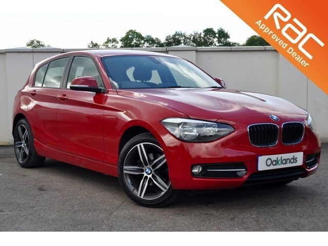 used BMW 116i SPORT in clevedon-bristol