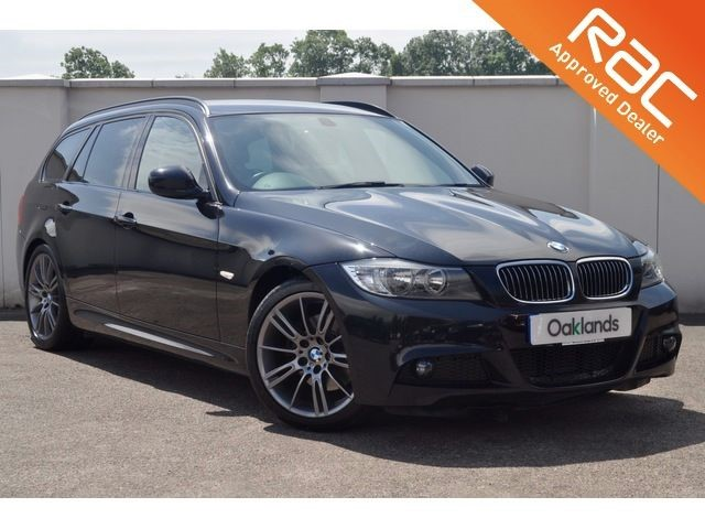 used BMW 320d SPORT PLUS EDITION TOURING in clevedon-bristol