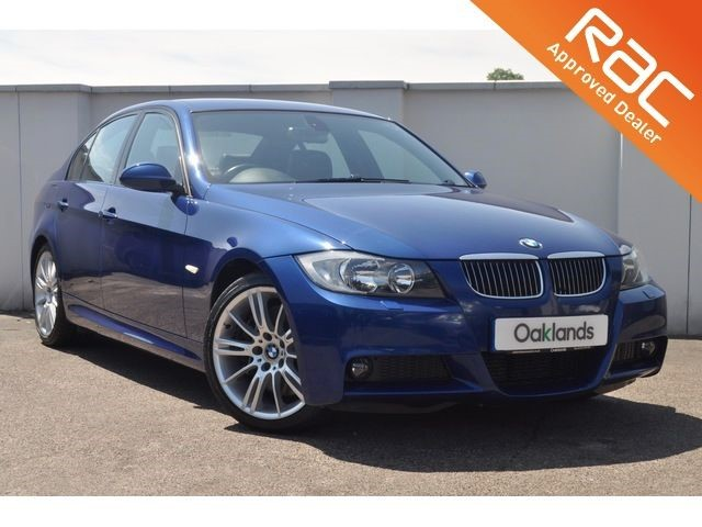 used BMW 330d M SPORT in clevedon-bristol