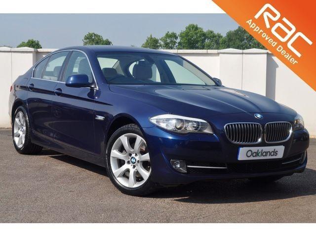 used BMW 520d SE in clevedon-bristol