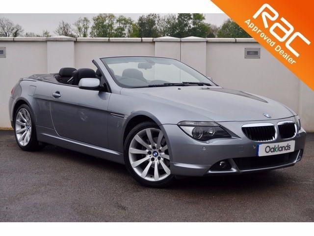 BMW 630i for sale