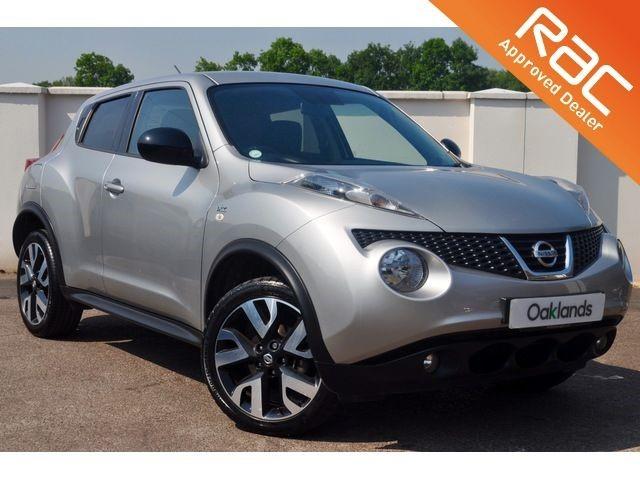 used Nissan Juke N-TEC in clevedon-bristol