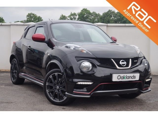 used Nissan Juke NISMO DIG-T in clevedon-bristol