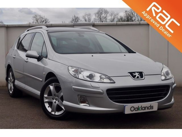 used Peugeot 407 SW GT HDI in clevedon-bristol