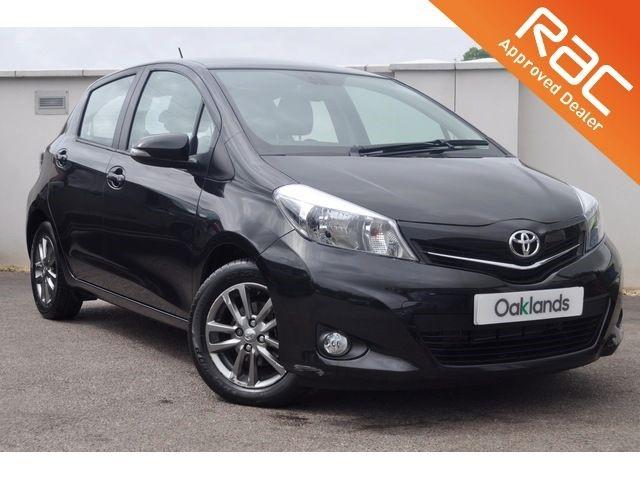 used Toyota Yaris VVT-I ICON PLUS in clevedon-bristol