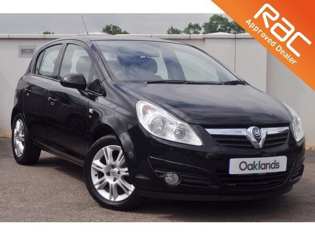 used Vauxhall Corsa SE in clevedon-bristol