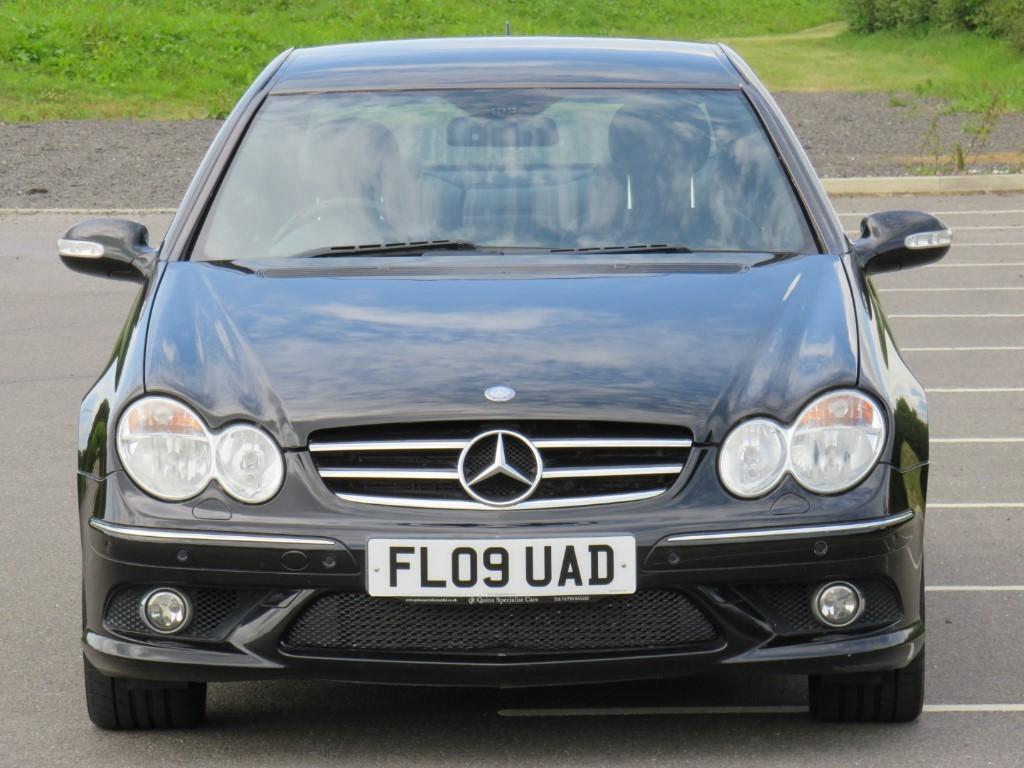 Mercedes CLK220 CDI