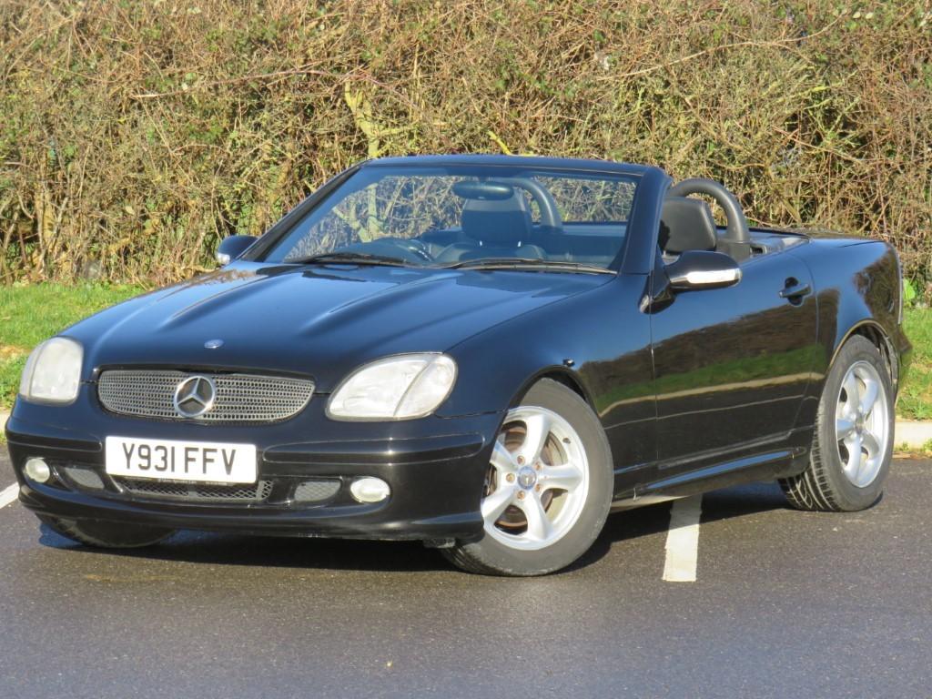 Mercedes SLK320