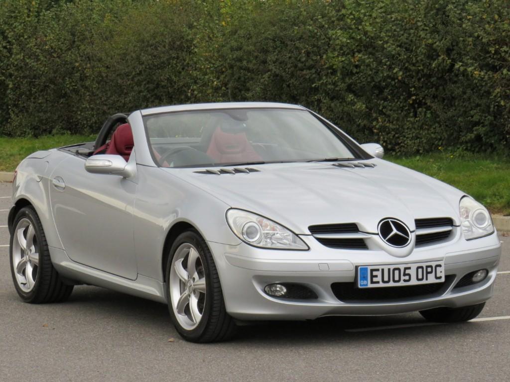 Mercedes SLK350