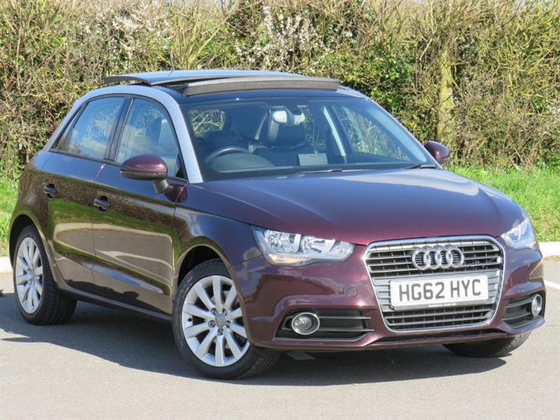 used Audi A1 SPORTBACK TFSI SPORT in swindon-wiltshire