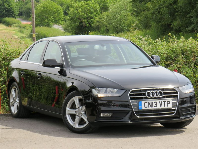 used Audi A4 TDI SE TECHNIK in swindon-wiltshire