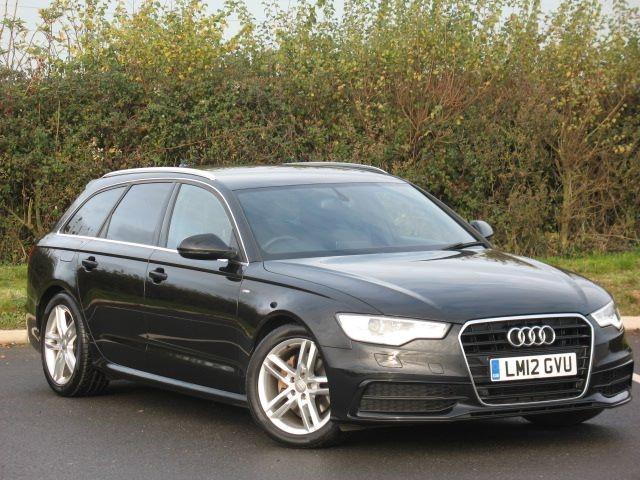 used Audi A6 Avant TDI S LINE in swindon-wiltshire
