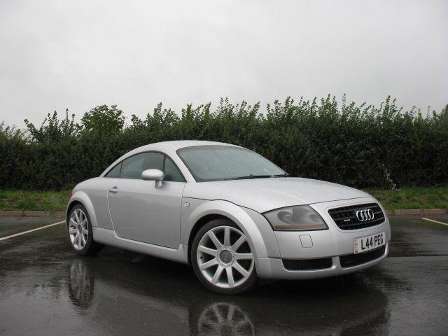 used Audi TT QUATTRO in swindon-wiltshire