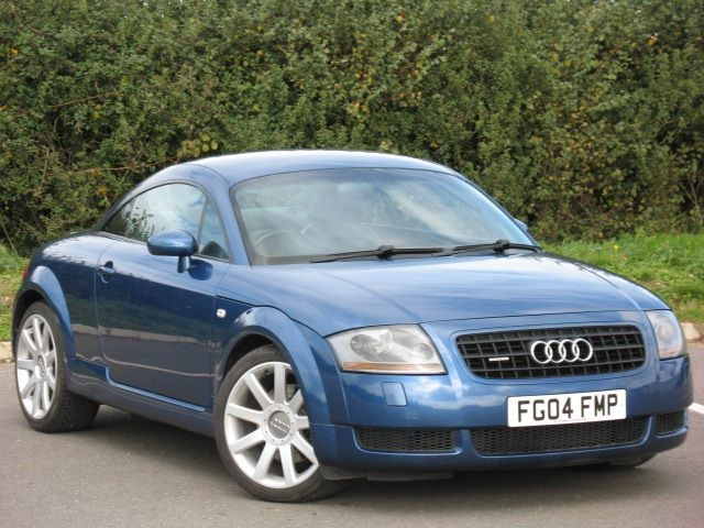 used Audi TT QUATTRO in swindon-wiltshire