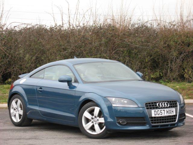 used Audi TT TFSI in swindon-wiltshire