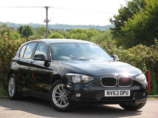 used BMW 116d EFFICIENTDYNAMICS BUSINESS in swindon-wiltshire