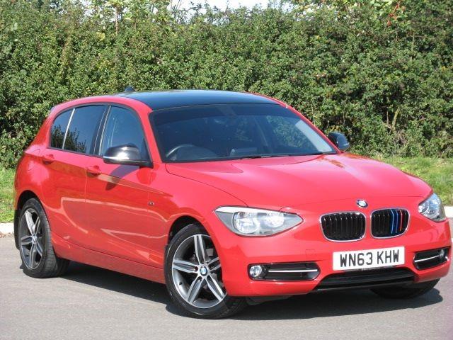 used BMW 116d SPORT in swindon-wiltshire