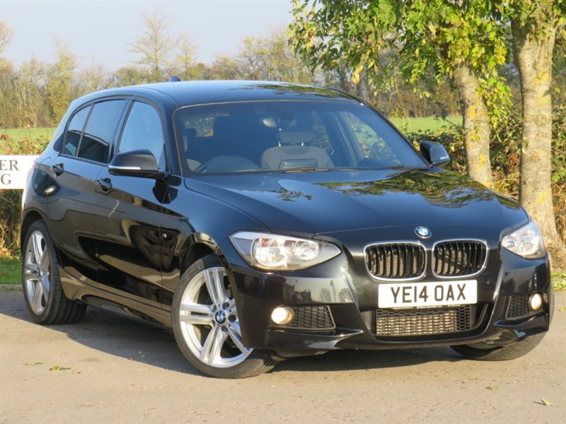 used BMW 118d M SPORT in swindon-wiltshire