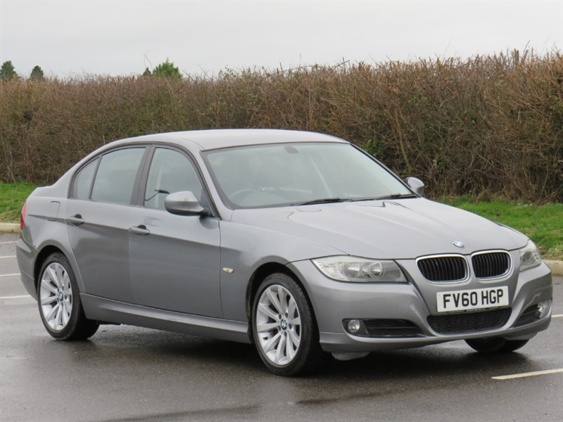 used BMW 318d SE in swindon-wiltshire