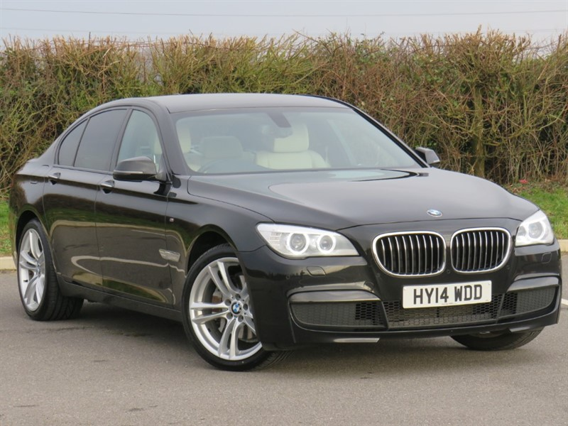 used BMW 730d M SPORT in swindon-wiltshire