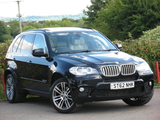 used BMW X5 XDRIVE40D M SPORT in swindon-wiltshire