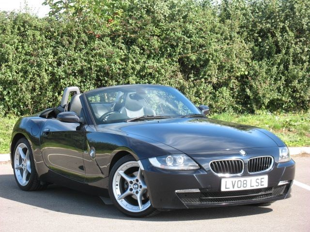 used BMW Z4 I SPORT ROADSTER in swindon-wiltshire