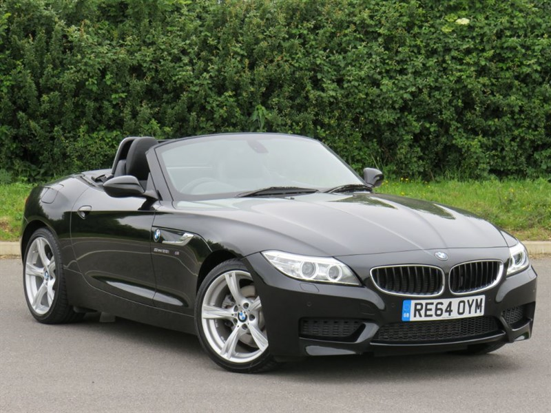 used BMW Z4 SDRIVE28I M SPORT ROADSTER in swindon-wiltshire