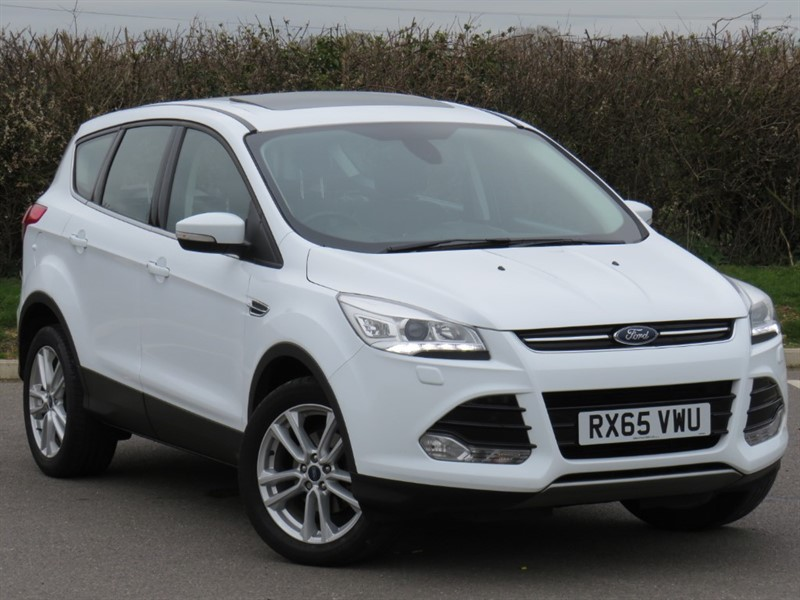 used Ford Kuga TITANIUM X in swindon-wiltshire