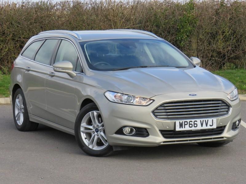 used Ford Mondeo TITANIUM TDCI in swindon-wiltshire