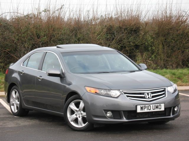used Honda Accord I-DTEC EX in swindon-wiltshire