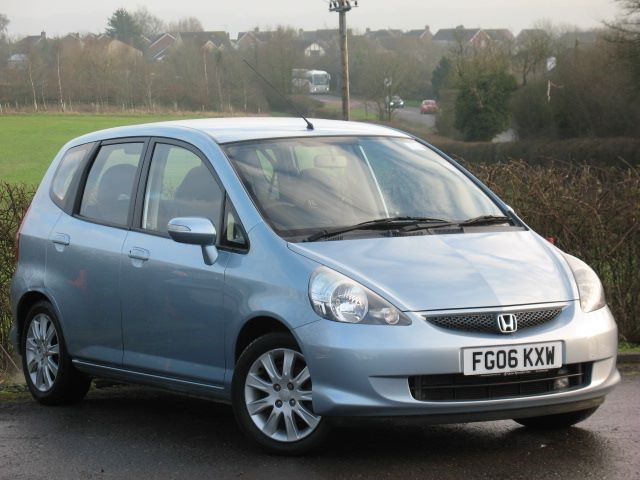 used Honda Jazz DSI SE in swindon-wiltshire