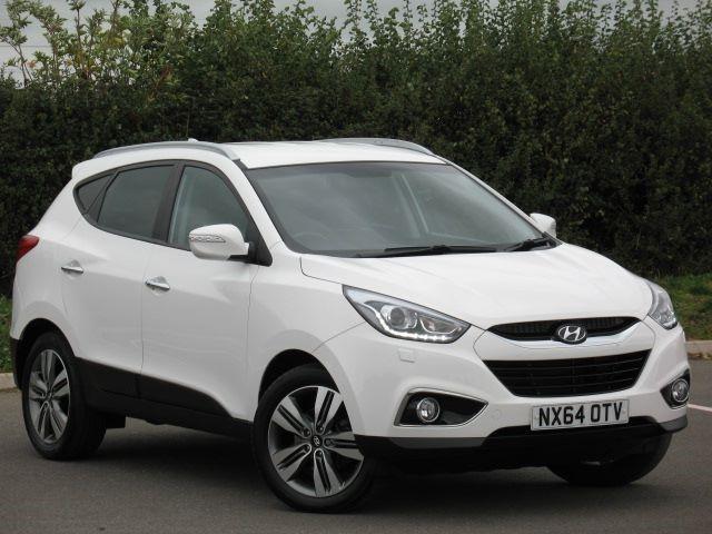 used Hyundai ix35 CRDI PREMIUM in swindon-wiltshire
