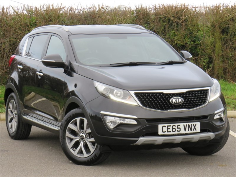 used Kia Sportage CRDI AXIS EDITION ISG in swindon-wiltshire