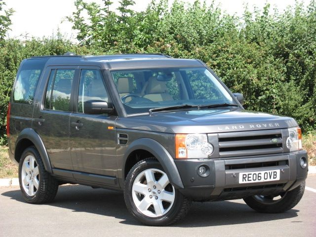 used Land Rover Discovery 3 TDV6 HSE in swindon-wiltshire