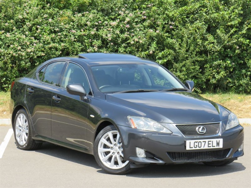 used Lexus IS 250 SE-L in swindon-wiltshire