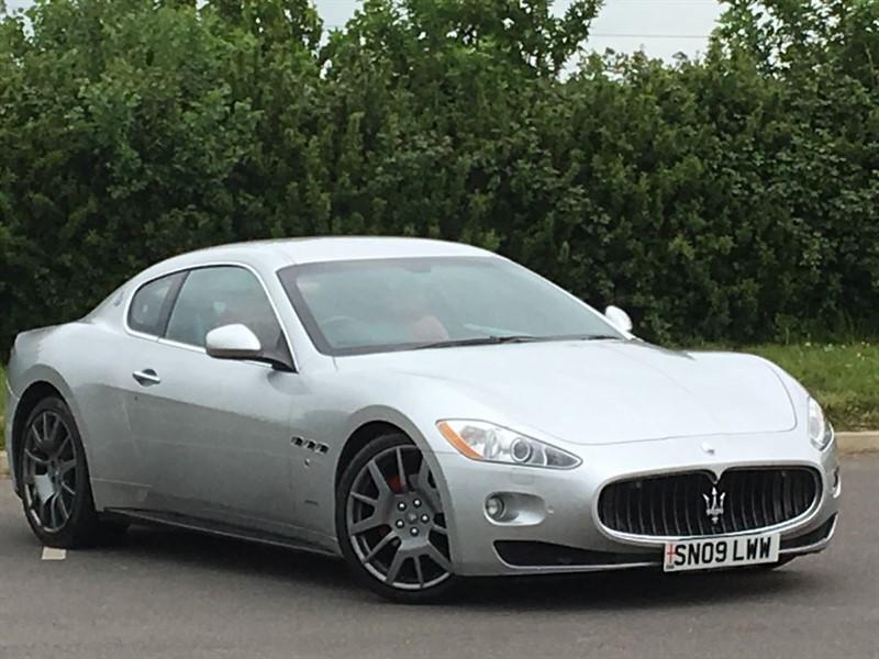 used Maserati Granturismo V8 in swindon-wiltshire