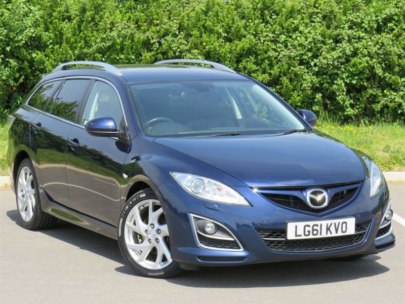 used Mazda  6 D SPORT in swindon-wiltshire