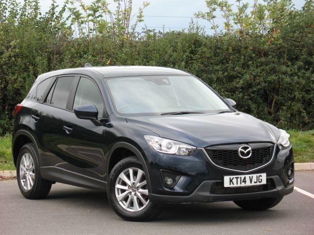 used Mazda CX-5 D SE-L NAV in swindon-wiltshire