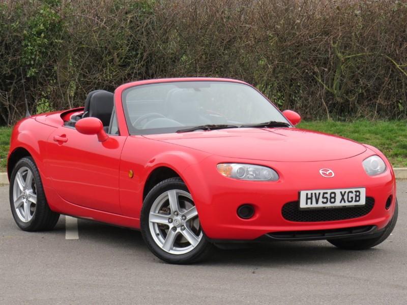 used Mazda MX-5 I ROADSTER in swindon-wiltshire
