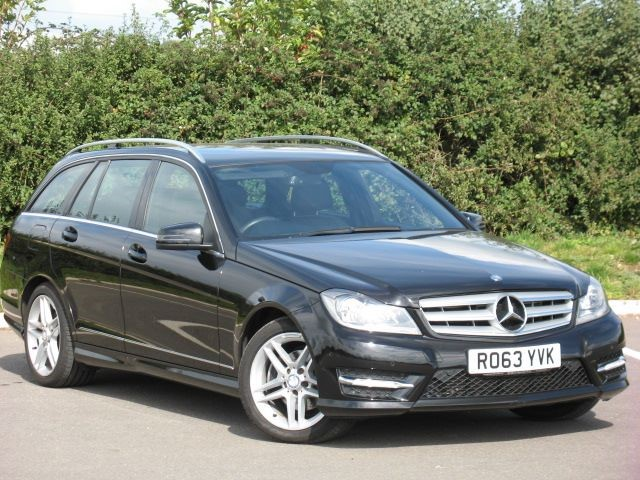 used Mercedes C200 CDI BLUEEFFICIENCY AMG SPORT in swindon-wiltshire