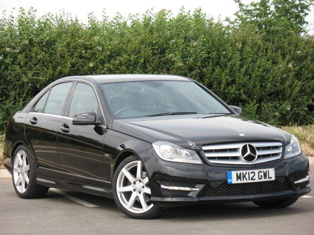 used Mercedes C220 CDI BLUEEFFICIENCY SPORT in swindon-wiltshire