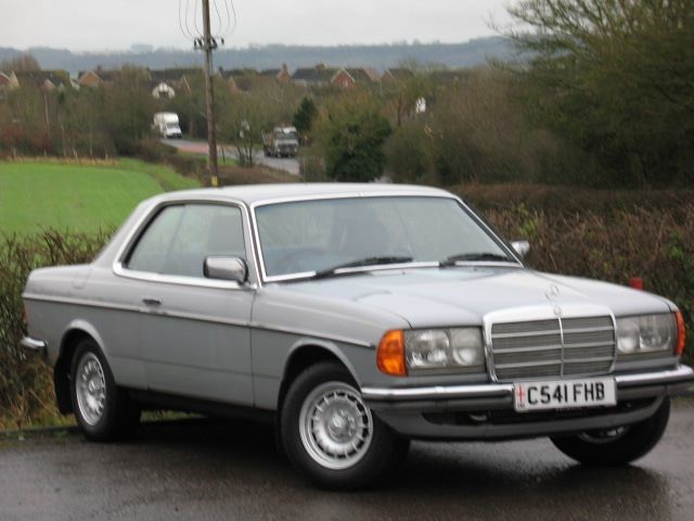 used Mercedes  COMPACT 230 CE in swindon-wiltshire