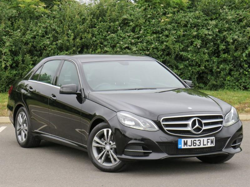 used Mercedes E220 CDI SE in swindon-wiltshire
