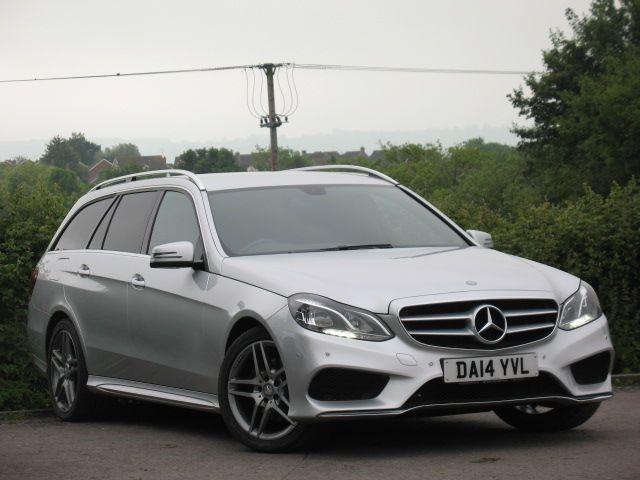 used Mercedes E250 CDI AMG SPORT in swindon-wiltshire