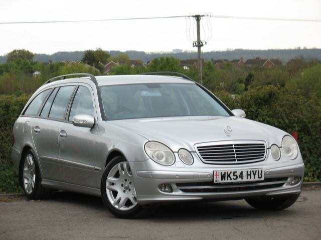 used Mercedes E320 CDI AVANTGARDE in swindon-wiltshire