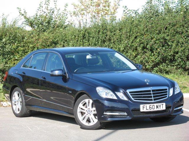 used Mercedes E350 CDI BLUEEFFICIENCY AVANTGARDE in swindon-wiltshire