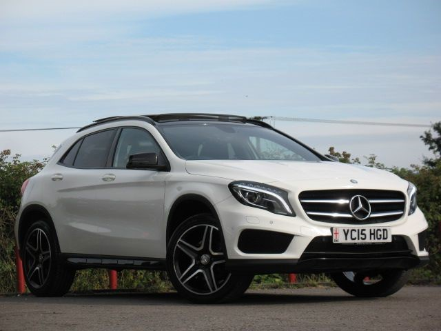 used Mercedes GLA220 GLA220 CDI 4MATIC AMG LINE PREMIUM PLUS in swindon-wiltshire